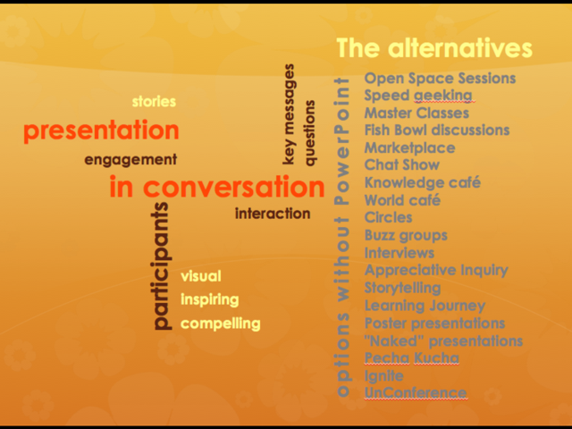 alternatives PPT