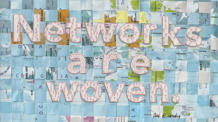 BLOG Networks are woven