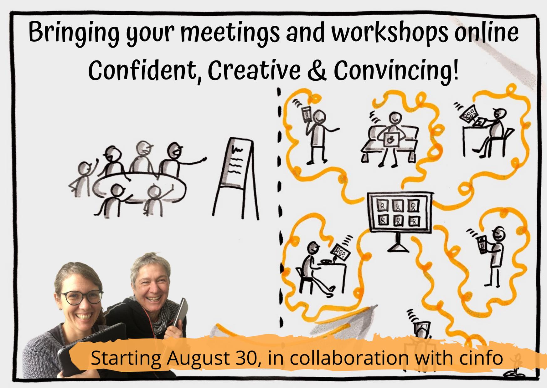 Bringing workshops online 8th edition